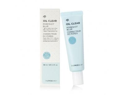 TheFaceShop Oil Clear Pore Shot Blur Primer Correcteur De Pores