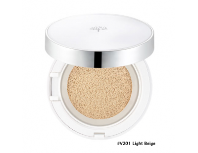 TheFaceShop Oil Control Water Cushion All Proof SPF50+ PA+++ #V201 Light Beige