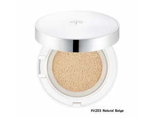 TheFaceShop Oil Control Water Cushion All Proof SPF50+ PA+++ #V203 Natural Beige