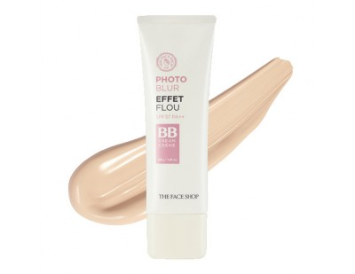TheFaceShop Photo Blur BB Cream SPF37 PA++