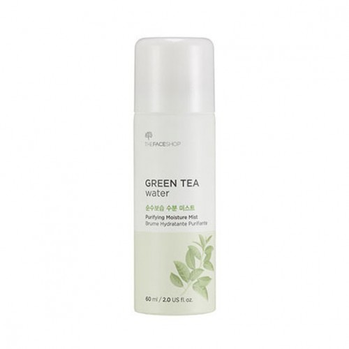TheFaceShop Purifying Moisture Water Mist #Green Tea