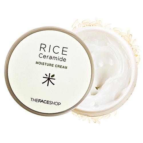 TheFaceShop Rice Ceramide Moisture Cream