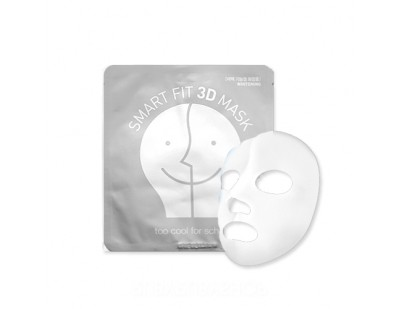 Too Cool For School Smart Fit 3D Mask Whitening