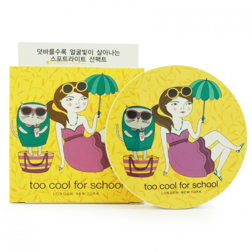 Too Cool For School Sunday Pact SPF50+ PA+++
