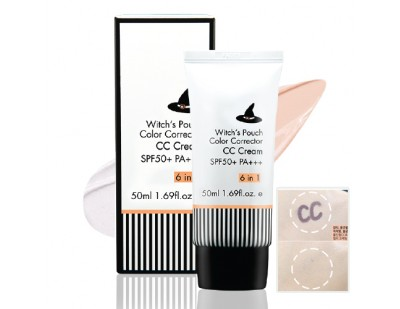 Witch's Pouch Color Corrector CC Cream SPF50+ PA+++