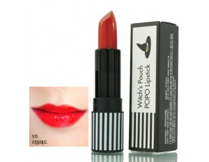 Witch's Pouch POPO Lipstick #S15 Real Red