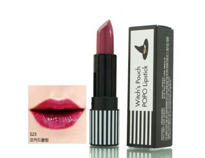 Witch's Pouch POPO Lipstick #S23 Orchid Plum