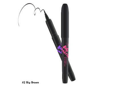 Witch's Pouch Skinny Brush Big Maker Liner #2 Big Brown