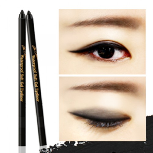 Witch's Pouch The Choute Waterproof Soft Gel Eyeliner #1 Black