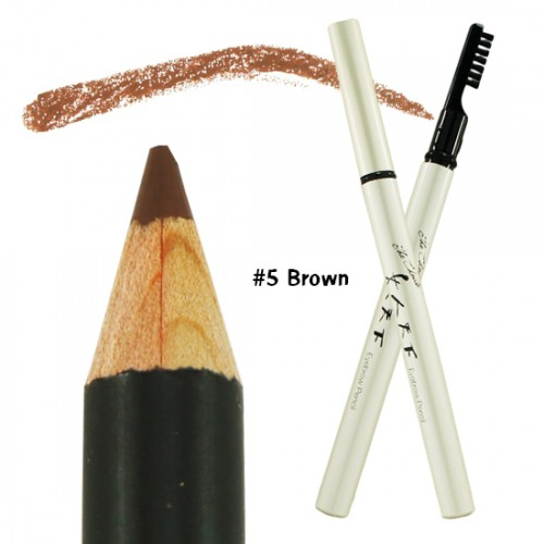 Witch's Pouch The Choute Eyebrow Pencil Soft-Core #5 Brown