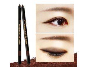 Witch's Pouch The Choute Waterproof Soft Gel Eyeliner #2 Brown