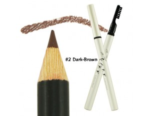 Witch's Pouch The Choute Eyebrow Pencil Soft-Core #2 Dark-Brown