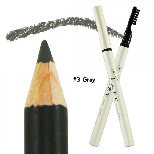 Witch's Pouch The Choute Eyebrow Pencil Soft-Core #3 Gray