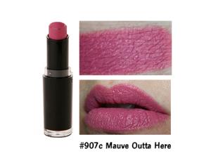Wet N Wild Lipstick #907c Mauve Outta Here