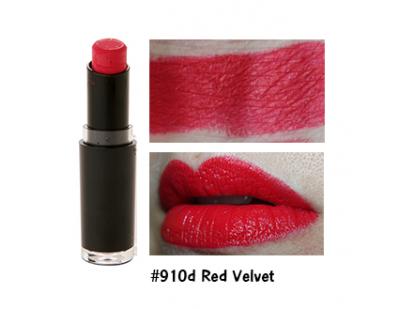 Wet N Wild Lipstick #910d Red Velvet
