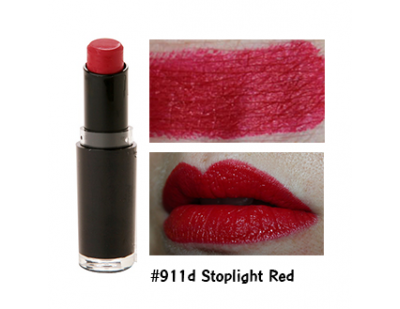 Wet N Wild Lipstick #911d Stoplight Red
