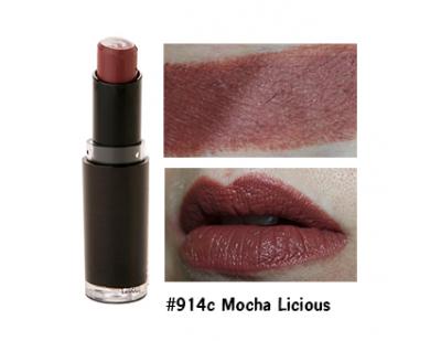 Wet N Wild Lipstick #914c Mocha Licious