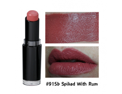 Wet N Wild Lipstick #915b Spiked With Rum