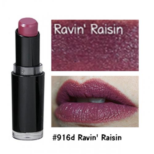 Wet N Wild Lipstick #916d Ravin' Raisin
