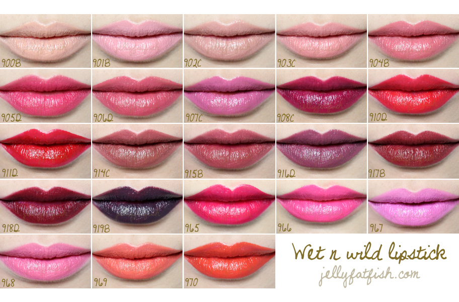wet n wild lipstick ลิปสติกเนื้อดี เนื้อแมทไม่แห้งจนเกินไป ทาง่าย เม็ดสีแน่น กลบสีปากเดิมได้มิด ติดทนนาน **ใช้ดีสีสวยทุกเบอร์เลยค่ะ